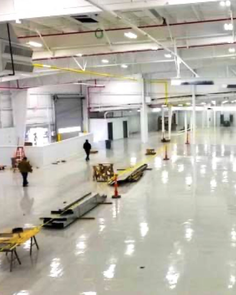 commercial floor coatings painting epoxy
