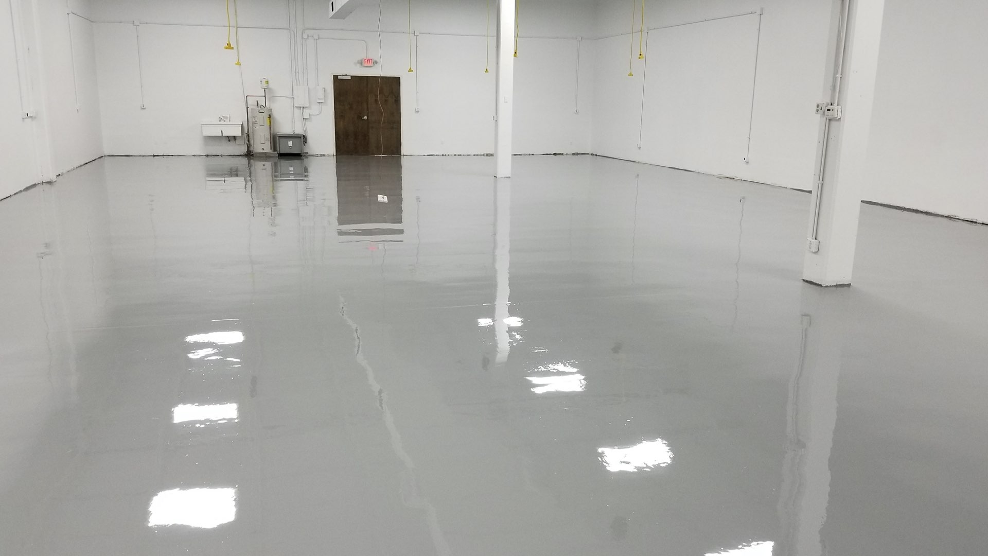 commercial floor coatings painting-st-louis